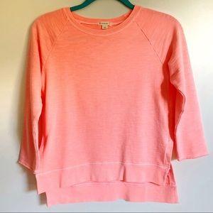 Crewcuts Girls' Garment Dyed Sweatshirt